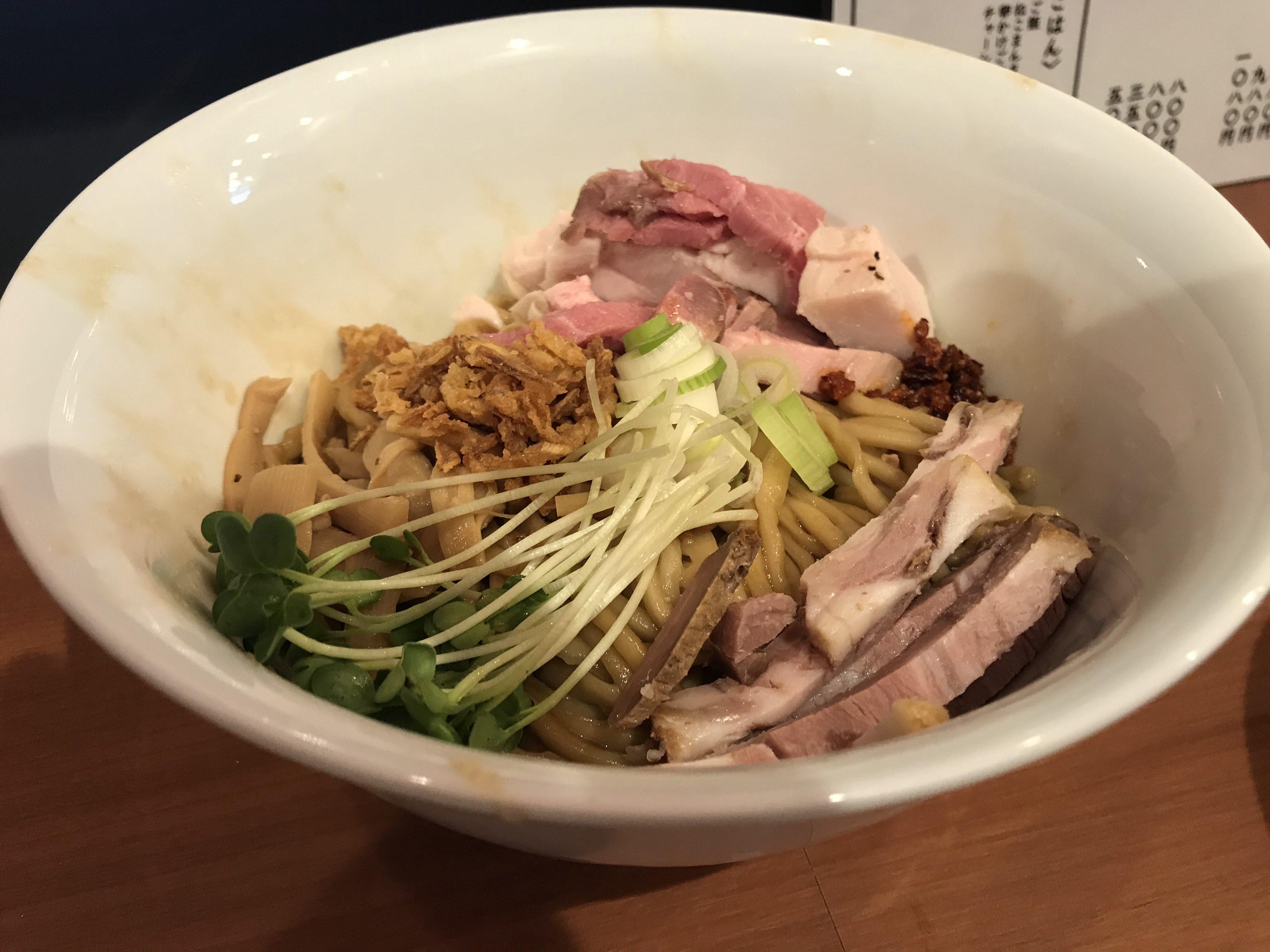 【西武池袋線・狭山ケ丘】自家製手もみ麺 鈴ノ木に行ってきました。